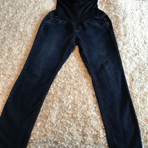 Jessica Simpson maternity skinny jeans size PS